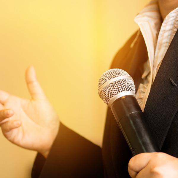 Crafting confident presentations